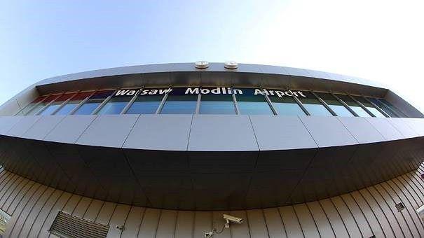 Obok lotniska w Modlinie powstanie hotel