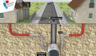 Na Białołęce budują kanalizację (UTRUDNIENIA)