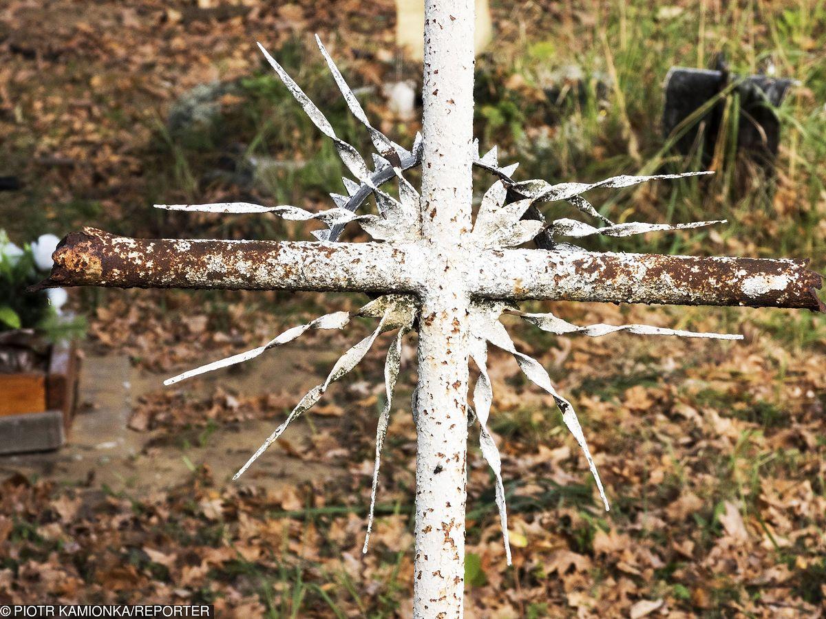 Tajemnica grobu na Białołęce. Sprawdzą cały teren