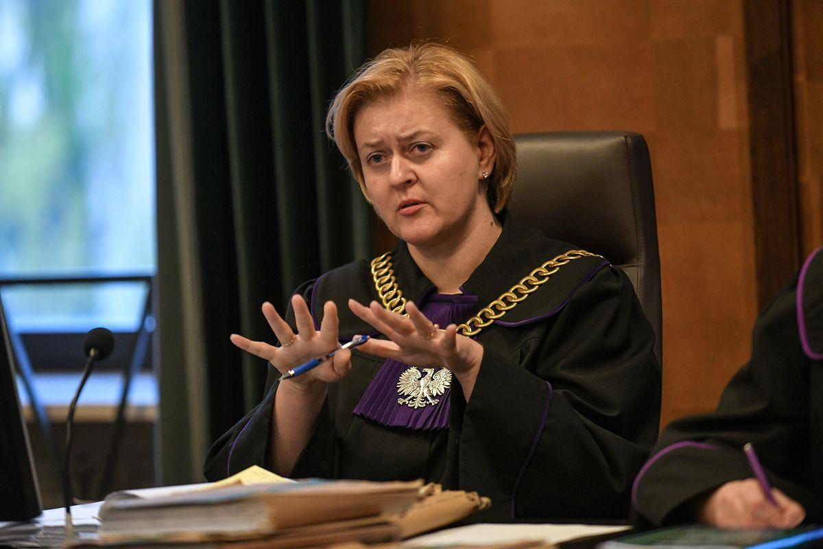 Zbigniew Ziobro nie przyjął rezygnacji prezes Sądu Okręgowego w Warszawie. Po raz drugi