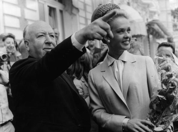 Alfred Hitchcock skrywa mroczną przeszłość
