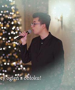 """Kolęda """"Z narodzenia Pana"""" - Miłosz Mogielski i Michalina Lipińska"""