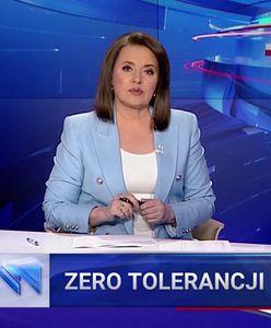 """Skandaliczny pasek """"Wiadomości"""". Tak podano informację o pedofilii wśród księży"""