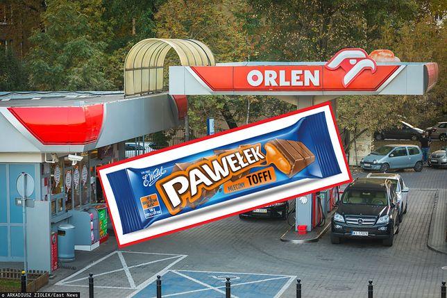 """Pan Daniel nie mógł uwierzyć, że po 22 nie będzie mógł kupić i zjeść """"Pawełka""""."""