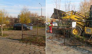ZDM: Usuwamy nielegalne parkingi wzdłuż Rosoła