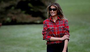 Stylista Melanii Trump zdradził jej wymagania. Praca z pierwszą damą nie jest łatwa