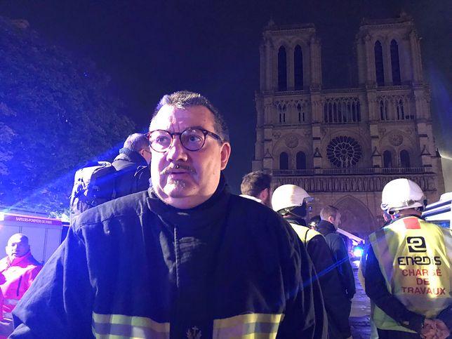 Katedra Notre Dame ma bohatera