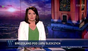 """""""Wiadomości"""" TVP komentują aferę w Inowrocławiu. Na pasku """"Brejzoland"""""""