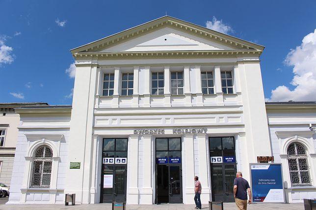 Sosnowiec. Dworzec kolejowy w centrum Sosnowca zyska nową elewację.