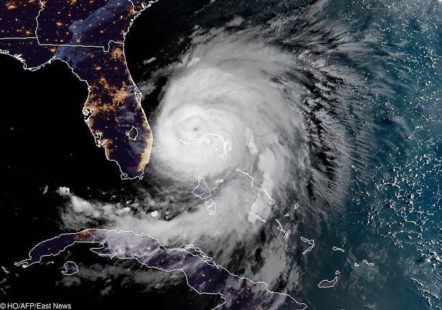 "Huragan Dorian nad Florydą. ""Kluczowe 36 godzin"""