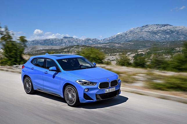 X2 to nowy crossover w gamie BMW, który może konkurować z... Toyotą C-HR