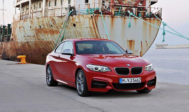 BMW serii 2 Coupe: większy i bardziej dynamiczny