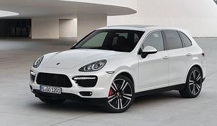 Porsche Cayenne: nowa wersja już w styczniu