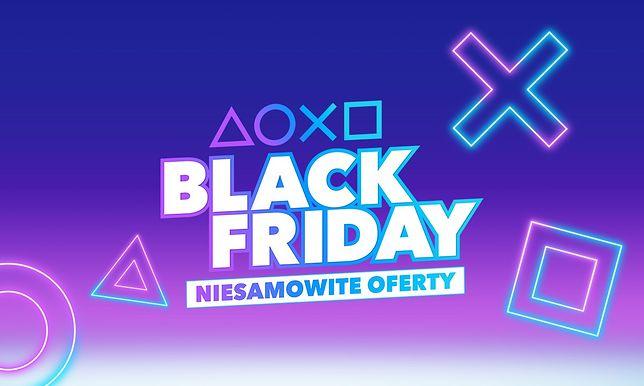 Ofert na Black Friday w PS Store