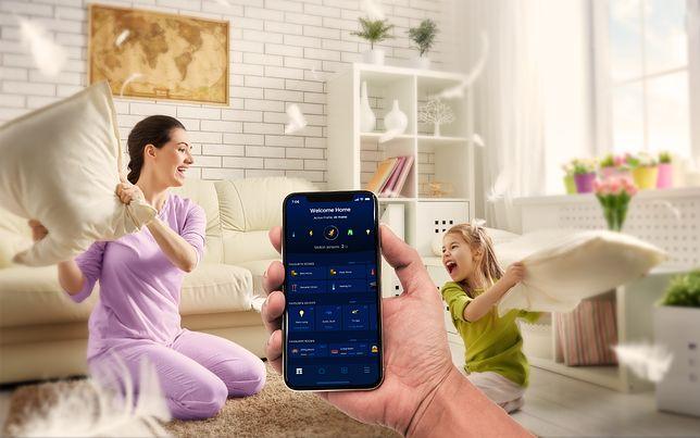 Nowa aplikacja Fibaro, Home Center