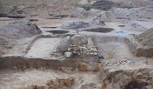 Wykopaliska archeologiczne - zdjęcie poglądowe