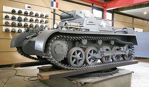 Lekki czołg PzKpfw I