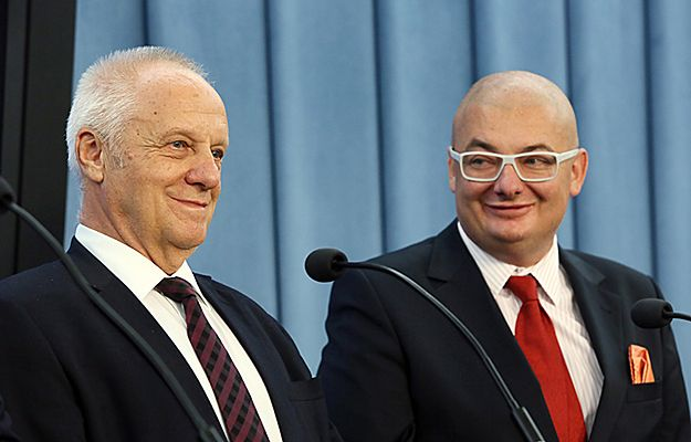 Michał Kamiński, Stefan Niesiołowski i Jacek Protasiewicz chcą połączyć się z Partią Demokratyczną?