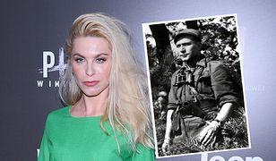 """Katarzyna Bonda odkryła powiązanie jej rodziny z """"Burym"""""""