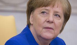 Angela Merkel, ku rozczarowaniu dziennikarzy, nie wiele mówi o sobie