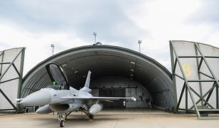 """Polskie F-16 bez termicznych nabojów. """"To narażanie na niebezpieczeństwo pilotów"""""""