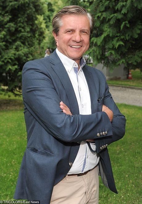 Zygmunt Chajzer reklamował proszek do prania przez 14 lat