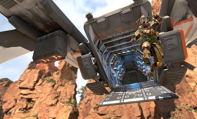 """""""Apex Legends"""": wielki hit EA promuje inną grę. Przez przypadek"""