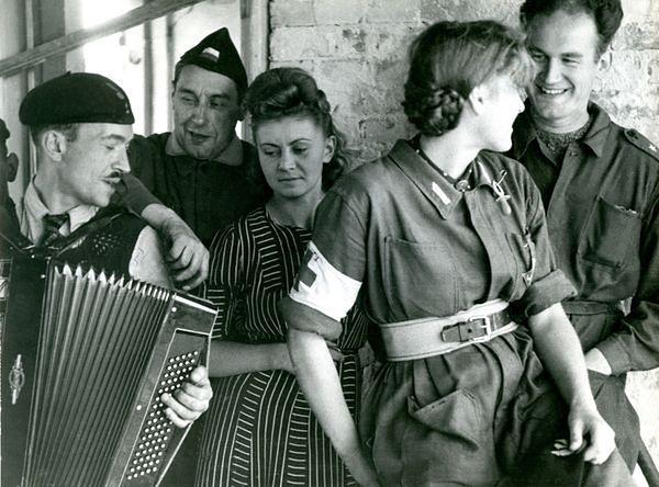 Tym żyli faceci podczas II wojny światowej