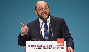 Martin Schulz, przewodniczący Socjaldemokratycznej Partii Niemiec od 2017 roku