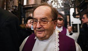 O. Rydzyk na pogrzebie bpa Pieronka