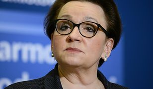 Minister Anna Zalewska kandyduje do europarlamentu