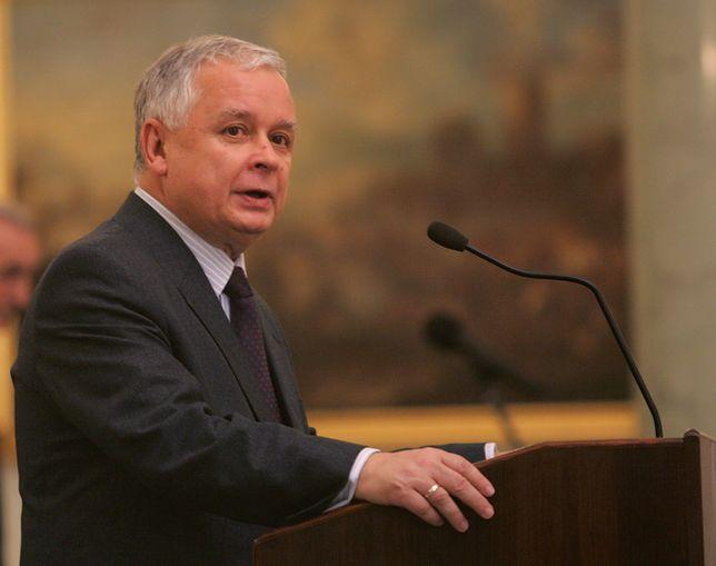 Lech Kaczyński mógłby trafić na jeden z banknotów