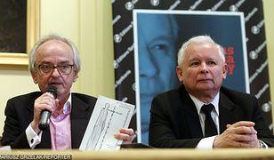 Piotr Jegliński oskarżony o interesy z bezpieką i niepłacenie honorariów jest znanym i cenionym wydawcą książek