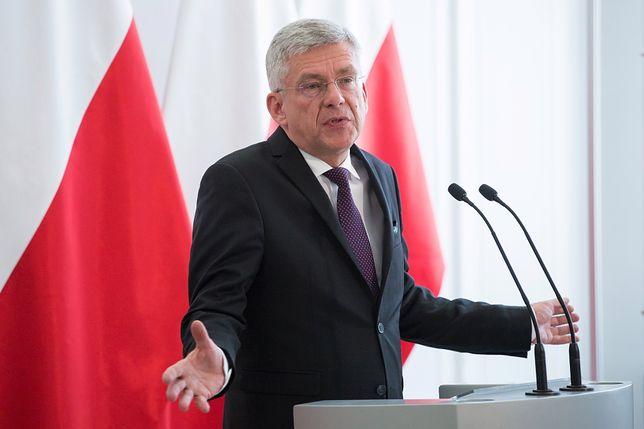 Stanisław Karczewski: mam nadzieję, że prezydent podpisze nowelizację ustawy o IPN