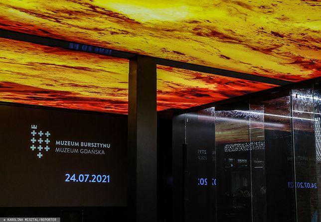 Muzeum Bursztynu będzie mieć siedzibę w Wielkim Młynie