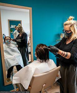 Nowe obostrzenia wchodzą w życie. Kwestia salonów fryzjerskich i kosmetycznych przesądzona