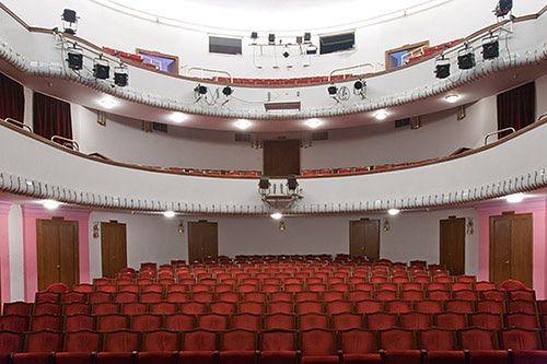 Teatr Śląski na razie odwołał wydarzenia do 31 października.