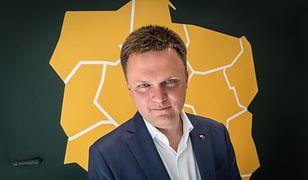 Szymon Hołownia: w wyborach startuje się nie po to, by się w nich pokazać, ale by je wygrać