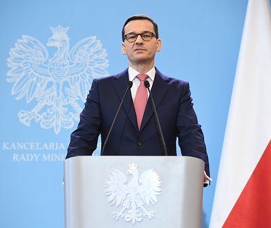 Polacy wskazali najlepszych, w ich ocenie, ministrów w rządzie Mateusza Morawieckiego