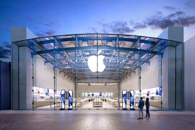 Apple Store w Santa Monica