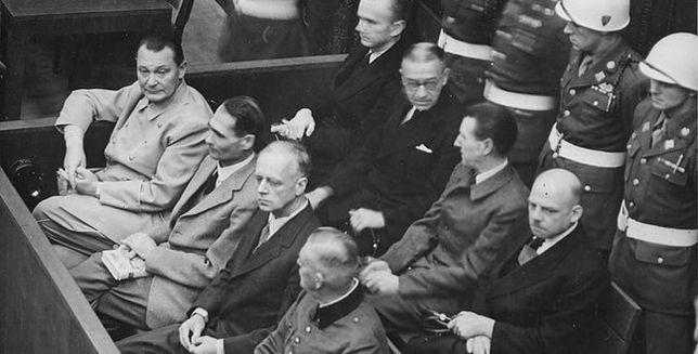 70 lat temu rozpoczął się Proces Norymberski - sąd nad III Rzeszą