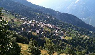 Władze wioski Albinen chcą zachęcać do osiedlenia się tam grantem w wysokości 25 tys. franków szwajcarskich