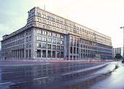 Budynek BGK w Warszawie.