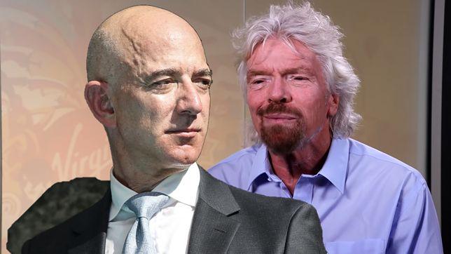 Wyścig miliarderów
