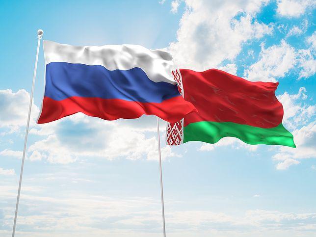 """Rosja i Białoruś planują pogłębić integrację. """"To zagraża niepodległości"""" - grzmi opozycja"""