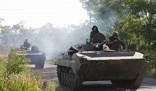 Nowa ofensywa na Donbas? Ekspert: To niewykluczone