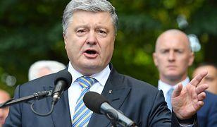 Poroszenko chce, żeby Unia Europejska odbudowała Donbas