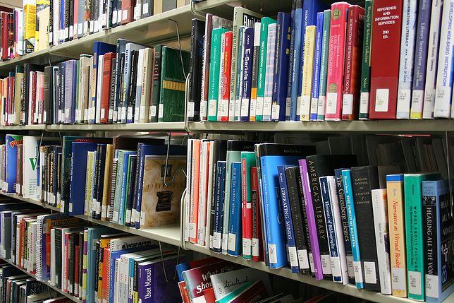 Wizyta w bibliotece może skończyć się bardzo źle...