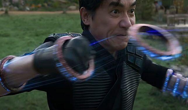 """""""Shang-Chi i legenda dziesięciu pierścieni"""" pobił rekord sprzed 14 lat."""