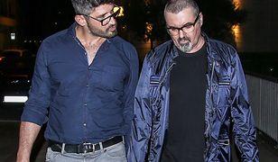 George Michael i Fadi Fawaz